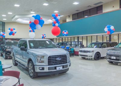 Five Star Ford, NE Loop 820, North Richland Hills, TX